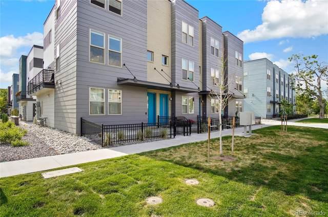 1051 Mariposa Street, Denver, CO 80204 (#2146310) :: The Heyl Group at Keller Williams