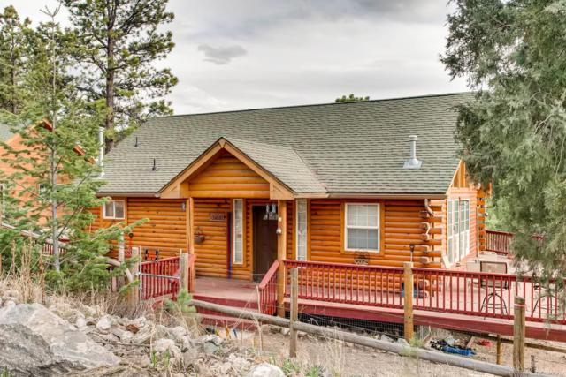 34602 Whispering Pines Trail, Pine, CO 80470 (#2146927) :: Structure CO Group