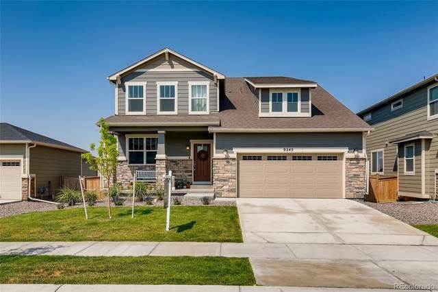 9245 Quintero Street, Commerce City, CO 80022 (#2147155) :: Finch & Gable Real Estate Co.