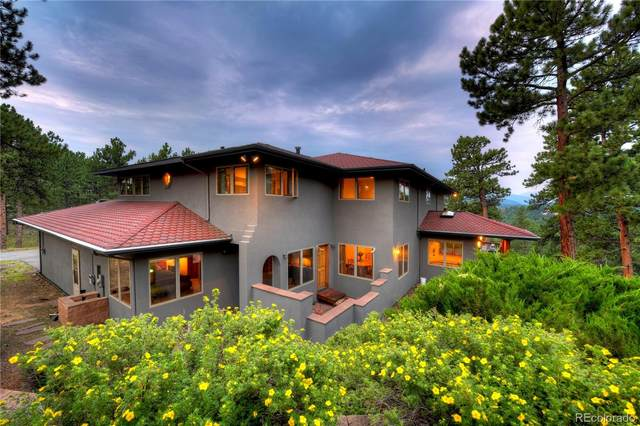 28890 Pinewood Vista Drive, Evergreen, CO 80439 (#2147243) :: You 1st Realty