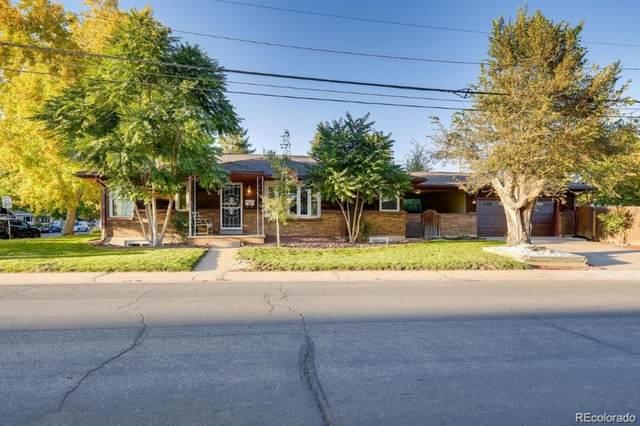 801 E Floyd Avenue, Englewood, CO 80113 (#2147305) :: The Brokerage Group