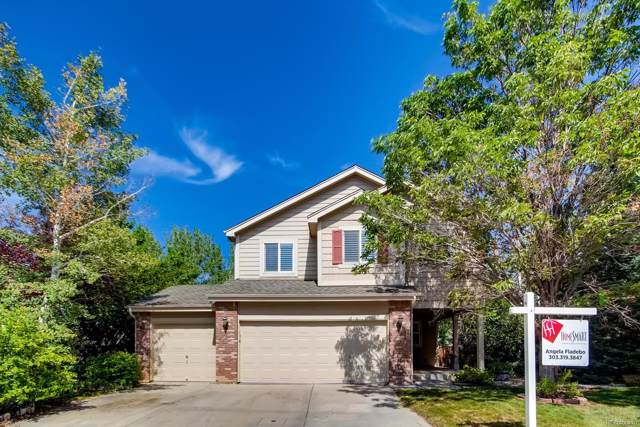 10496 Hollyhock Court, Highlands Ranch, CO 80129 (MLS #2147648) :: 8z Real Estate