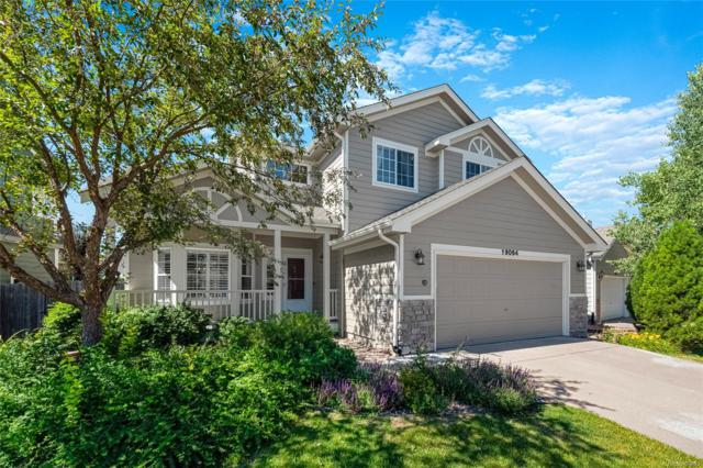 19064 E Oak Creek Way, Parker, CO 80134 (MLS #2147699) :: 8z Real Estate