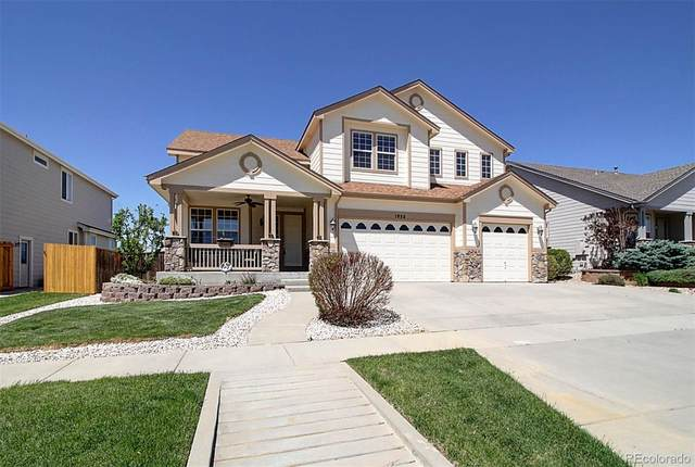 1955 Ute Creek Drive, Longmont, CO 80504 (#2147702) :: The Griffith Home Team