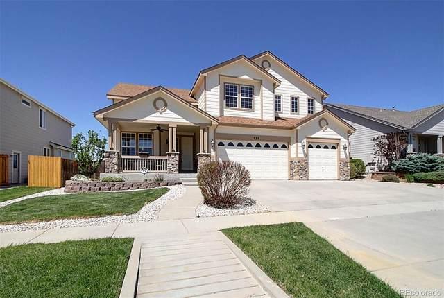 1955 Ute Creek Drive, Longmont, CO 80504 (#2147702) :: Mile High Luxury Real Estate