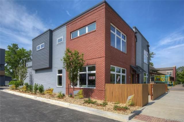 400 W Baseline W Baseline Road C, Lafayette, CO 80026 (#2147816) :: Venterra Real Estate LLC