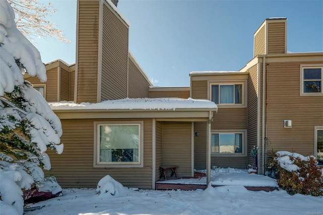 6948 Buckskin Drive #80, Littleton, CO 80125 (#2147985) :: The Dixon Group