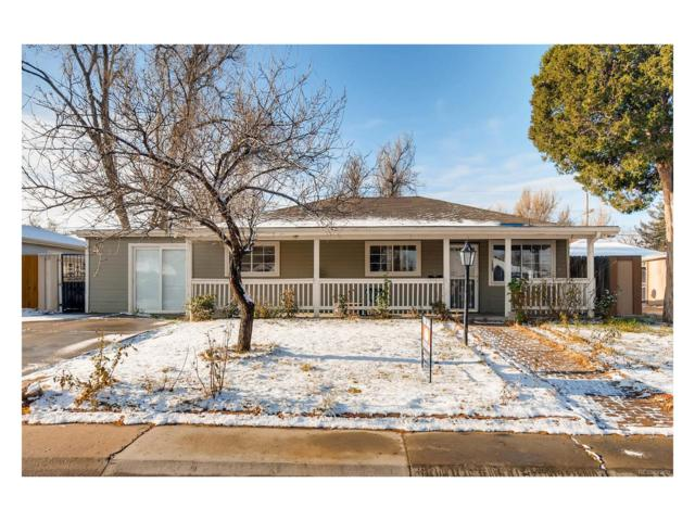 1085 Wheeling Street, Aurora, CO 80011 (#2148199) :: The Dixon Group