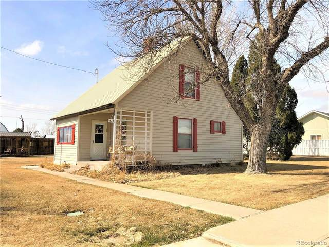 413 Loveland Avenue, Flagler, CO 80815 (#2148319) :: Re/Max Structure