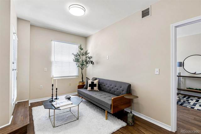 300 W 11th Avenue 12D, Denver, CO 80204 (#2148590) :: Colorado Home Finder Realty