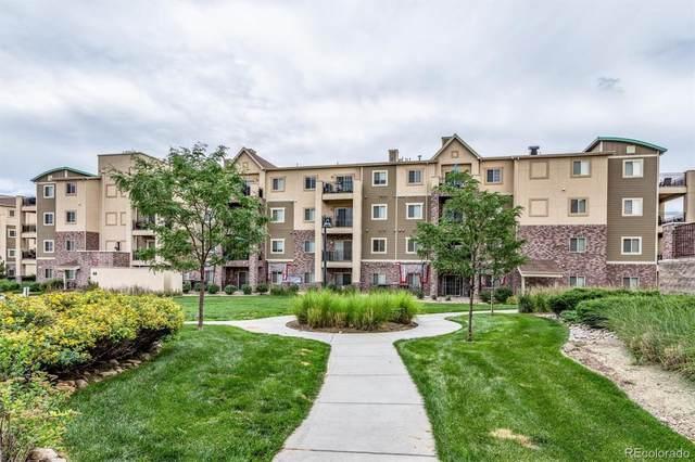 725 Elmhurst Drive #107, Highlands Ranch, CO 80129 (#2148655) :: Kimberly Austin Properties