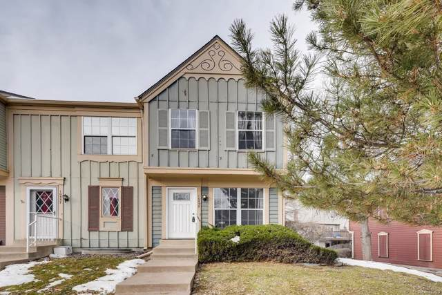 10535 W Dartmouth Avenue, Lakewood, CO 80227 (#2148683) :: The HomeSmiths Team - Keller Williams