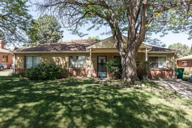 1131 Racine Street, Aurora, CO 80011 (#2148769) :: House Hunters Colorado