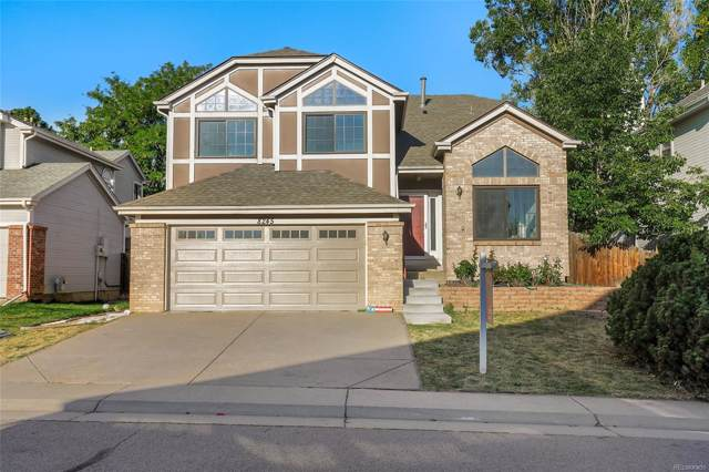 8245 S Ogden Circle, Littleton, CO 80122 (#2149005) :: The Tamborra Team