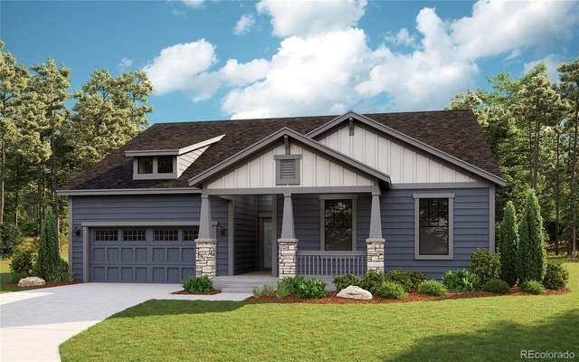 1133 Elbridge Drive, Elizabeth, CO 80107 (#2149309) :: Finch & Gable Real Estate Co.