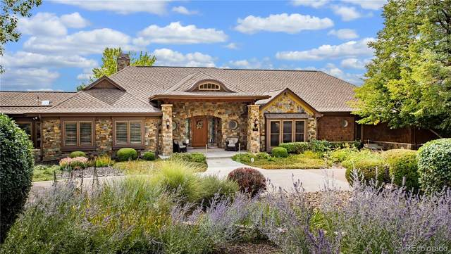 5770 Charlou Drive, Cherry Hills Village, CO 80111 (#2149755) :: Hudson Stonegate Team