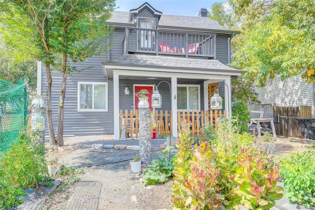 201 Julian Street, Denver, CO 80219 (#2149799) :: The Griffith Home Team