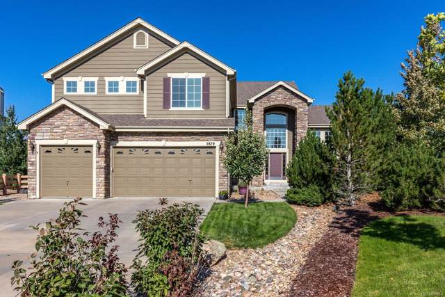 5879 Bridle Path Lane, Parker, CO 80134 (#2149868) :: The Healey Group