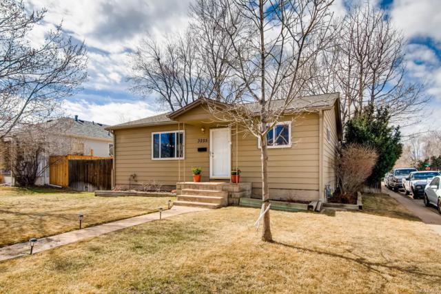 3255 S Marion Street, Englewood, CO 80113 (#2150090) :: The Peak Properties Group