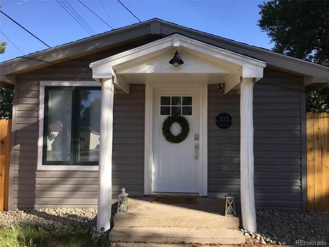 313 Arkansas Street, Buena Vista, CO 81211 (#2150339) :: Colorado Home Finder Realty