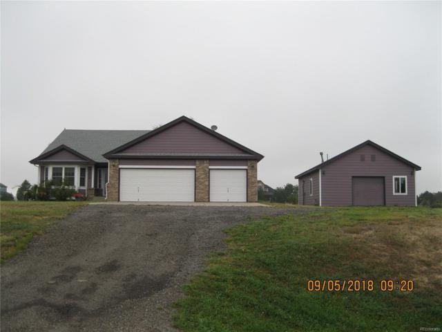1575 Barres Street, Strasburg, CO 80136 (MLS #2150883) :: Kittle Real Estate