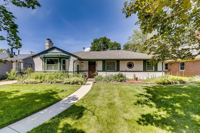 815 Hudson Street, Denver, CO 80220 (#2150908) :: The Healey Group