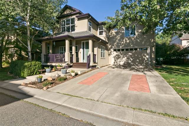 1208 Della Street, Longmont, CO 80501 (MLS #2151270) :: Keller Williams Realty