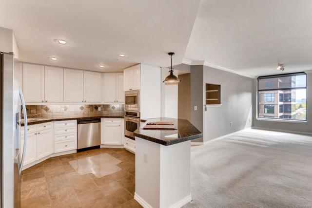8100 E Union Avenue #514, Denver, CO 80237 (MLS #2151417) :: 8z Real Estate