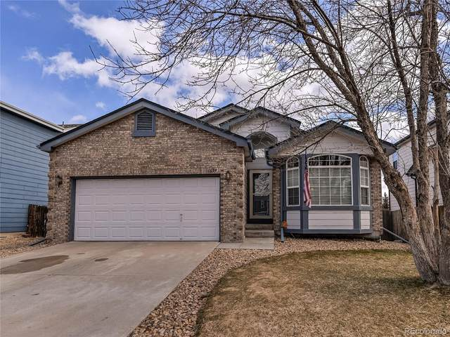 1659 E 131st Circle, Thornton, CO 80241 (MLS #2151714) :: The Sam Biller Home Team