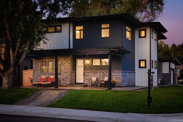 2496 S Monroe Street, Denver, CO 80210 (MLS #2152034) :: The Space Agency - Northern Colorado Team