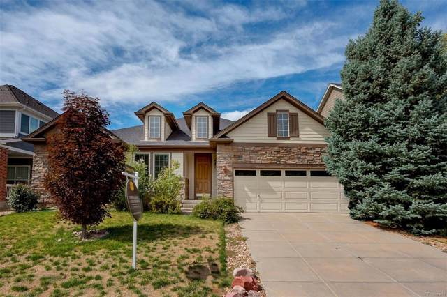 12371 Turquoise Terrace Street, Castle Pines, CO 80108 (#2152209) :: Arnie Stein Team | RE/MAX Masters Millennium