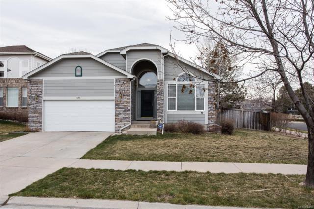 5503 S Fenton Street, Denver, CO 80123 (#2152312) :: The Pete Cook Home Group