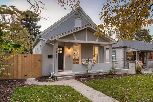 4433 Zenobia Street, Denver, CO 80212 (#2152655) :: The Gilbert Group
