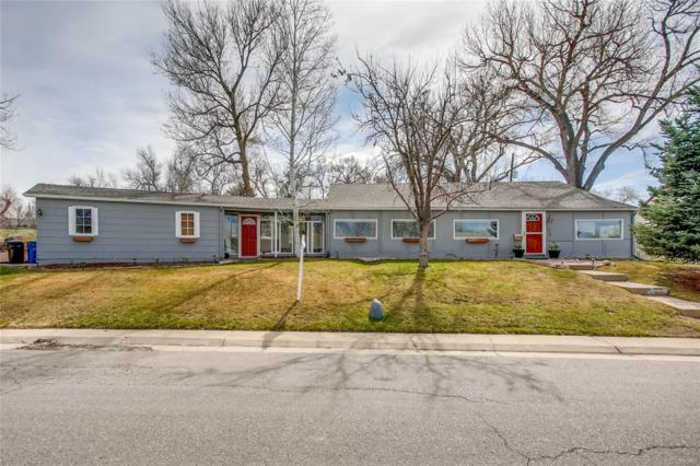 3100 S Grape Way, Denver, CO 80222 (#2152960) :: Group 46:10 - Denver