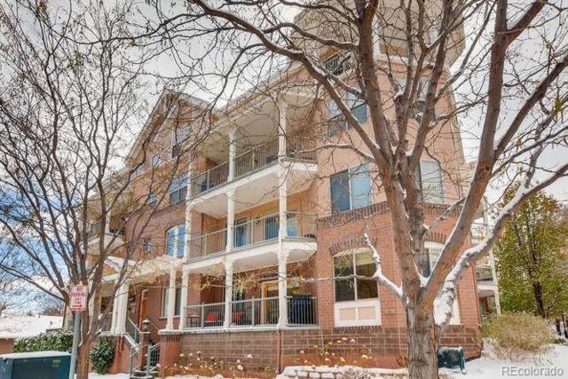 3000 E 16th Avenue #440, Denver, CO 80206 (#2153334) :: Bring Home Denver