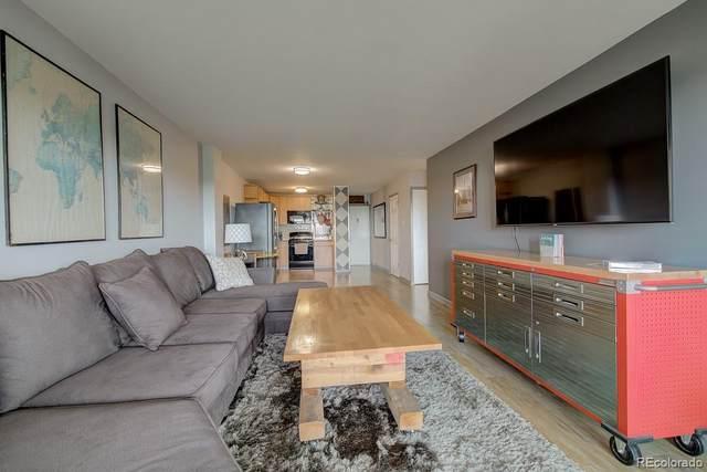 800 Washington Street #906, Denver, CO 80203 (MLS #2153360) :: 8z Real Estate