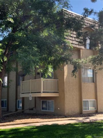 7395 E Quincy Avenue #105, Denver, CO 80237 (#2153601) :: Colorado Team Real Estate