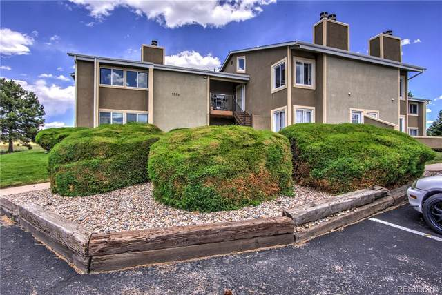 1050 Magic Lamp Way C, Monument, CO 80132 (#2153725) :: Mile High Luxury Real Estate