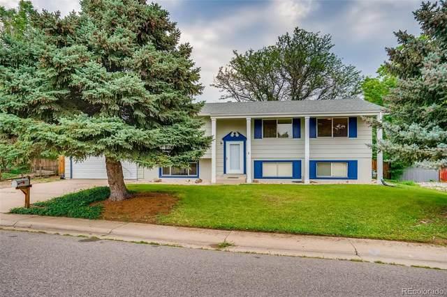 7241 S Washington Way, Centennial, CO 80122 (#2154069) :: Wisdom Real Estate