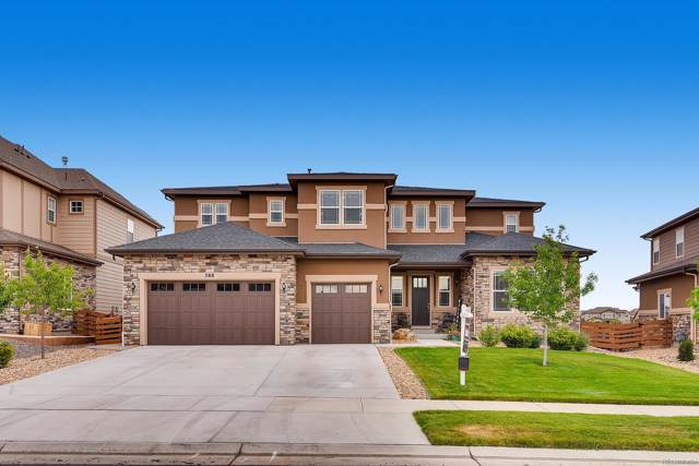 588 Pleades Court, Erie, CO 80516 (#2154377) :: The DeGrood Team