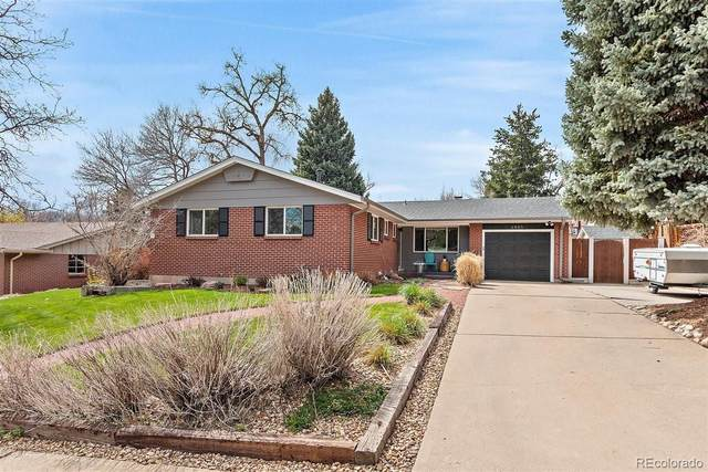 6985 Owens Street, Arvada, CO 80004 (#2154566) :: The Healey Group
