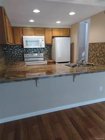 11109 E Alameda Avenue #104, Aurora, CO 80012 (MLS #2154690) :: Bliss Realty Group
