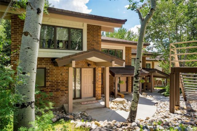 2741 Burgess Creek Road #9, Steamboat Springs, CO 80487 (#2154695) :: The Dixon Group