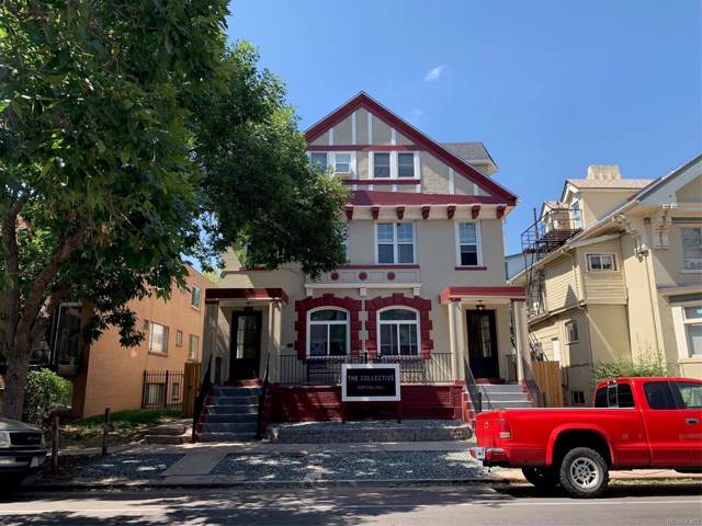 1075 Clarkson Street, Denver, CO 80218 (#2155554) :: The Galo Garrido Group