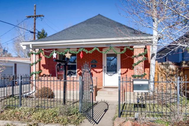 1521 E Alameda Avenue, Denver, CO 80209 (#2155828) :: House Hunters Colorado