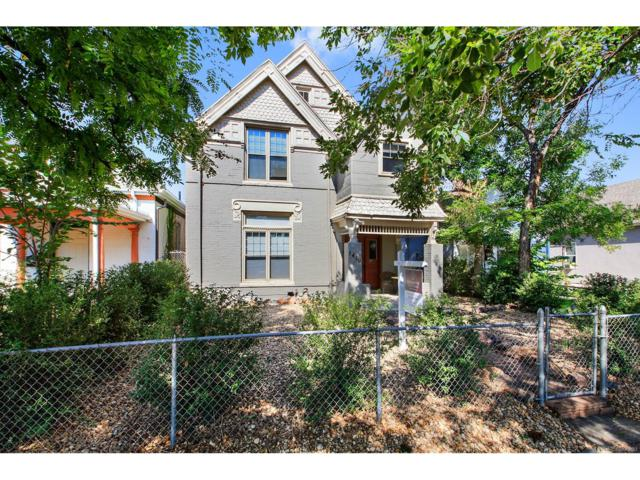1419 Lipan Street #2, Denver, CO 80204 (MLS #2155940) :: 8z Real Estate