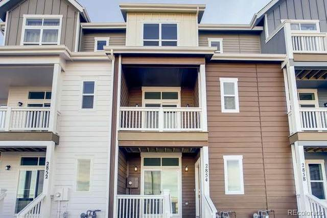2855 S Fox Court, Englewood, CO 80110 (MLS #2156171) :: 8z Real Estate