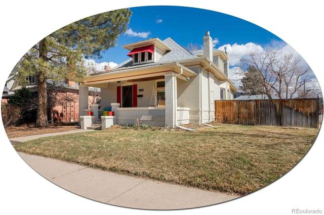 1788 S Clarkson Street, Denver, CO 80210 (#2156324) :: The Colorado Foothills Team | Berkshire Hathaway Elevated Living Real Estate