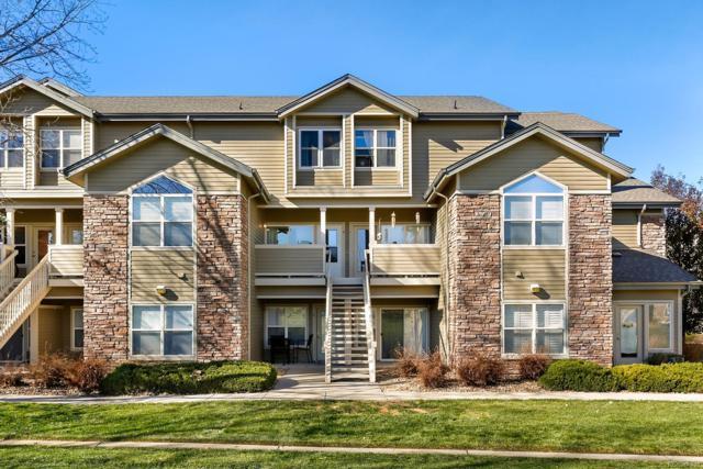 3258 S Waco Court H, Aurora, CO 80013 (#2156449) :: The Griffith Home Team