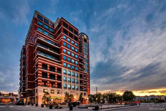 1590 Little Raven Street #303, Denver, CO 80202 (MLS #2156649) :: 8z Real Estate